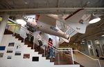 Virgin airship